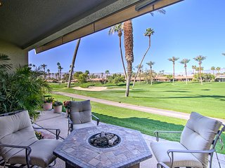 NEW! Indian Wells Retreat on Golf Course w/ Views!