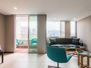 2|Luxury Apartment Alejandria - El Poblado by NOMAD GURU