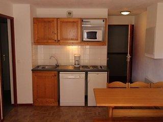 3 pièces 6 personnes 37 m²