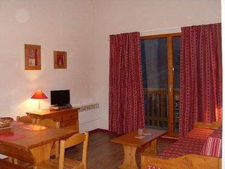 2 pieces + mezzanine 6/7 personnes 40 m2