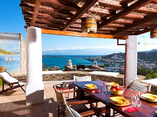 Rustic, stone house Margarita w/ amazing sea view