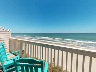 Beachfront, Ocean Dunes Townhome, Indoor/Outdoor Pools, Awesome Sunrise Views!