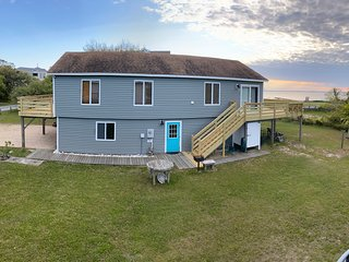 New siding and decks this year!