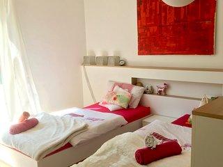Bad Nauheim Am Park 4 frische Studiowohnung mit Minibalkon Nähe Kerkhoff- Klinik