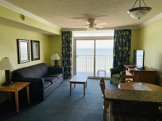 Exceptional Oceanfront Deluxe 1-Bedroom Penthouse, Unit 2003 In Paradise Resort