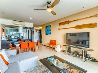 Lovely Cancun condo w/ picturesque views, beach access, shared pools, & more!