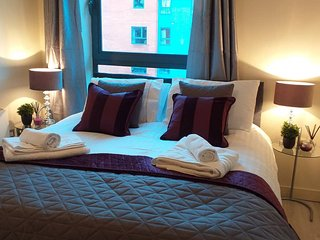 ❤️WOW❤️ King Size Bed 2 Bathroom with Free Parking - Sheffield