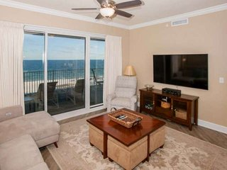 4th floor Gulf-front | Out/Indoor pools, Hot tub, Fitness, Sauna, BBQ | Free gol