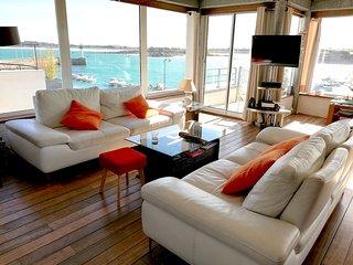 Bretagne - Villa du Port de Sibiril
