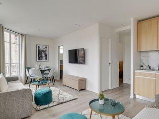 159 Suite Margot, Great 1 BDR APT, New, Paris