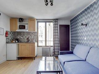 129 Suite Haïm, Nice Studio APT, best LOC