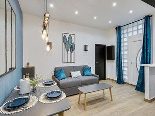115-Suite John, Lovely Apartment in Paris