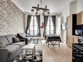 138 Suite Wizman, great APT, Center of Paris