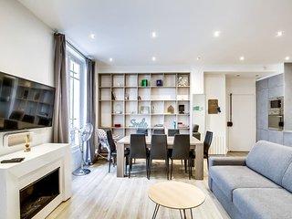 101 Suite Greg Gorgeous apartment in Paris Montorgueil