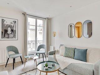 160 Suite Eve, Brand new, 1 BDR APT, Paris