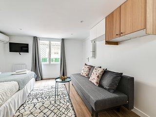 135 Suite Franck, Great 1 BDR APT, center of Paris