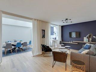 140 Suite Ludo, Luxury apartment center of Paris