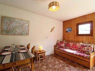 CHA001 : Appartement 4  personnes dans le village de Lanslevillard