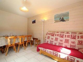 CHB084 : Appartement 6  personnes dans le village de Lanslevillard