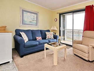 Myrtle Beach Resort A105| Spectacular Ocean Front Condo.