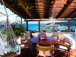 The Traditional House Argiro w/ amazing sea view
