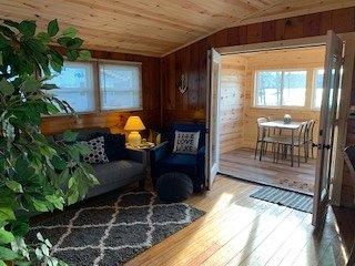 Sunset View Resort - 3 Bedroom Rental Cabin, vacation rental in Summit Lake
