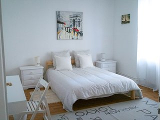 Cosy et lumineux appartement meuble, situe a Mulhouse Salengro/Nordfeld