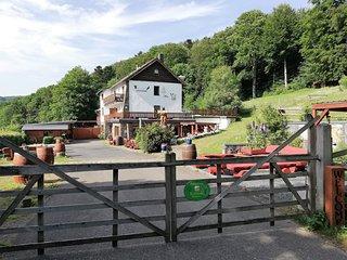 Ferienhaus/Groepsacc. Waldstube im NP Eifel