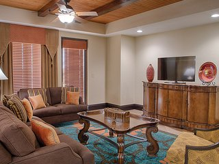 Homey Club Wyndham Bonnet Creek Resort, 4 Bedroom