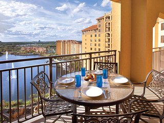 Commodious Wyndham Bonnet Creek Resort, 4 Bedroom