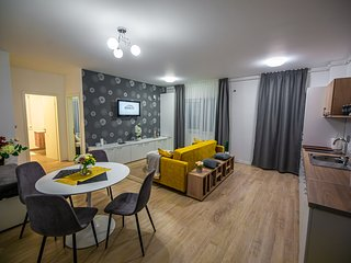 Modern cozy apartment in a private residence in the city centre of Cluj-Napoca !