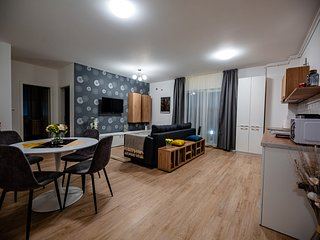 Deluxe apartment in the city centre of Cluj-Napoca