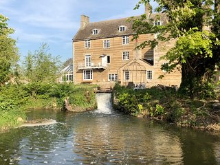 Molecey's Marvellous Mill