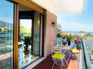 Maison 62 seaview and terrace in Sorrento center (up 14)