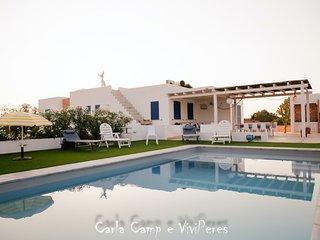 Villa de lujo super tranquila con piscina en La Mola