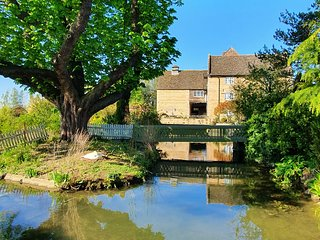 The Granary at Molecey Mill near Stamford