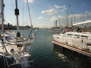 Très Belle vue sur l'entrée du Port du Crouesty (087)