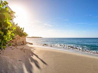 Studio Village Cupecoy Beach for 4 pax - Mullet beach