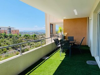 Appartement 3 pieces Saint Raphael au calme