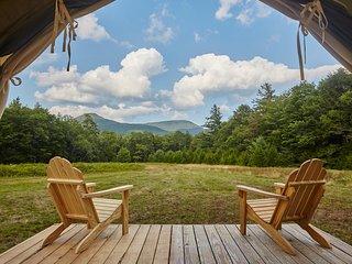 Tentrr Signature Site - High Peak Meadows Camp NY