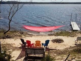 Cabin w/ Kayaks Situated on the Wisconsin River!