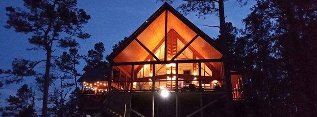 Tranquil Ridge Cabin, location de vacances à Pickens