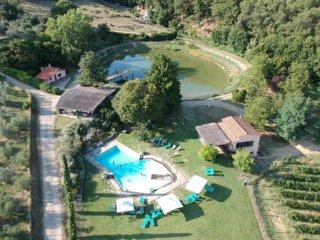 VILLA - Fattoria Celle Villa Massi