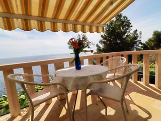 Apartments Plavac Mali- One Bedroom Apartment with Balcony and Sea View