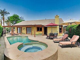 Casa Del Sol | Private & Relaxing La Quinta Home with Pool & Spa