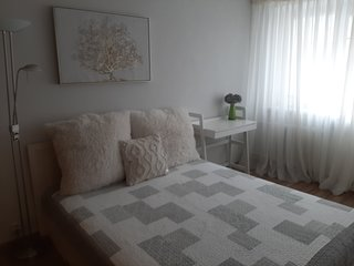 'Baltijos prospekt'-Apartment mit Balkon