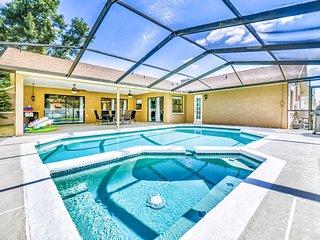 ★The Zen Oasis★ | ♕Royal Paradise near Tampa