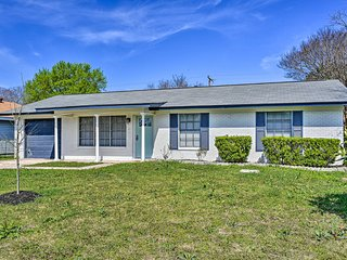 NEW! San Antonio Family Home - 9 Miles to Downtown