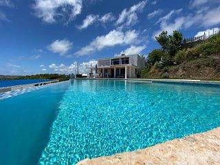 Stunning Caribbean Seaside Bed-n-Breakfast 3 bdrms