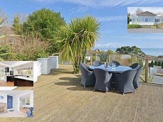Always Bungalow - 'Stylish retreat with sea views'